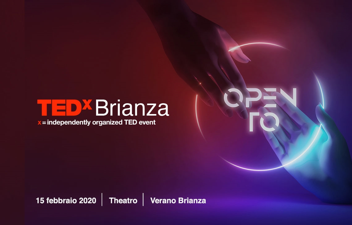 First edition of TEDxBrianza at Theatro.